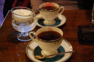 Look, coffee can be civilised too