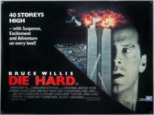 Half man, half tower block, all action.