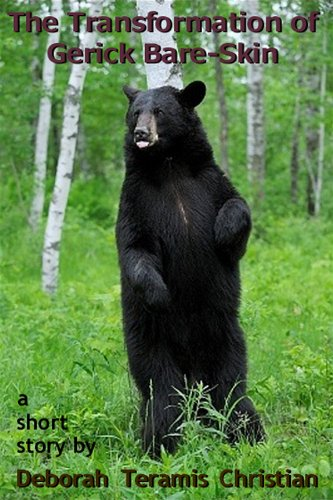 Hands up who wants to be able to turn into a bear - what's that, everyone put their hands up? Of course.