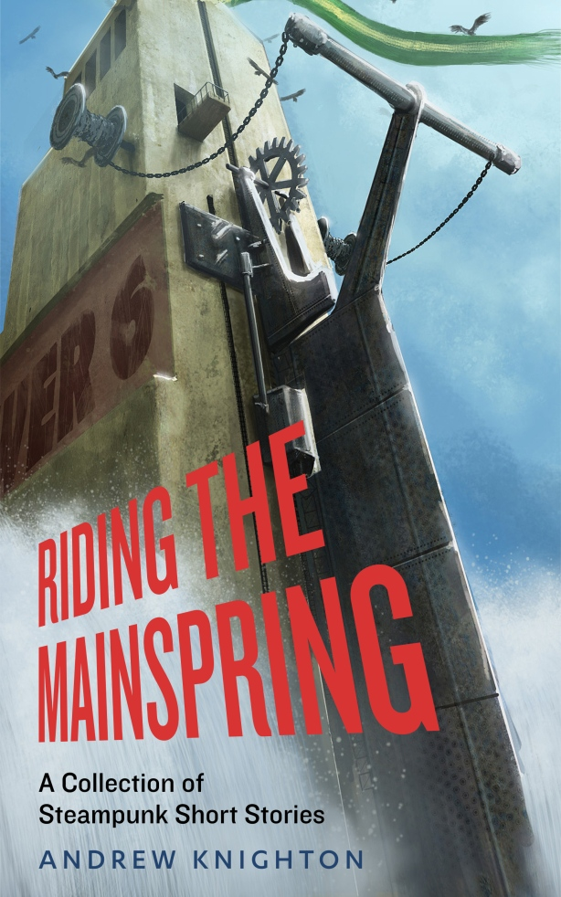 Riding The Mainspring - High Resolution